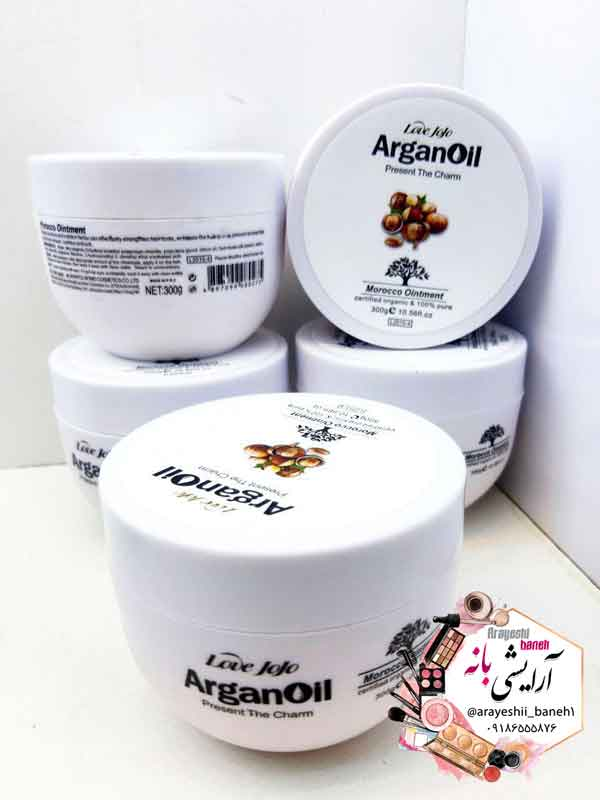 ماسک موی Argan Oil